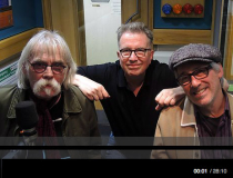 Derek and myself chat with Tom Robinson on Radio 6 Music